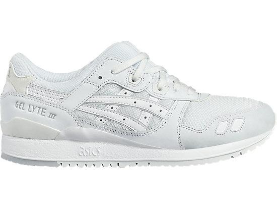 GEL-LYTE III, White/White