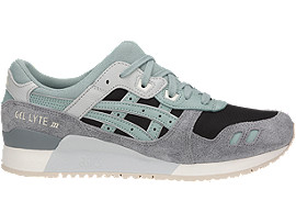 GEL-LYTE III, BLACK/BLUE SURF