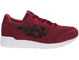 GEL-LYTE, BURGUNDY/BLACK