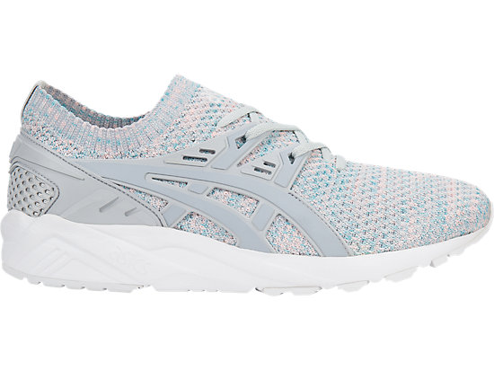GEL-KAYANO TRAINER KNIT, Glacier Grey/Mid Grey