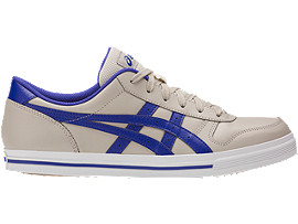 AARON, Feather Grey/Asics Blue