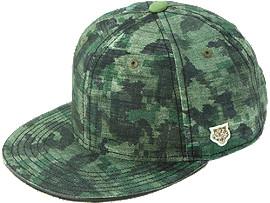 BB CAP, Khaki Camo