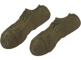 INVISIBLE SOCKS, Khaki