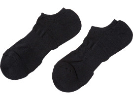 INVISIBLE SOCKS, Black