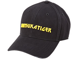 CAP, BLACK/YELLOW