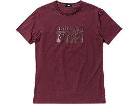 T-SHIRT LOGO, Burgundy