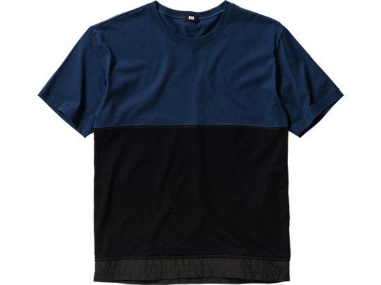T-SHIRT, Navy/Black