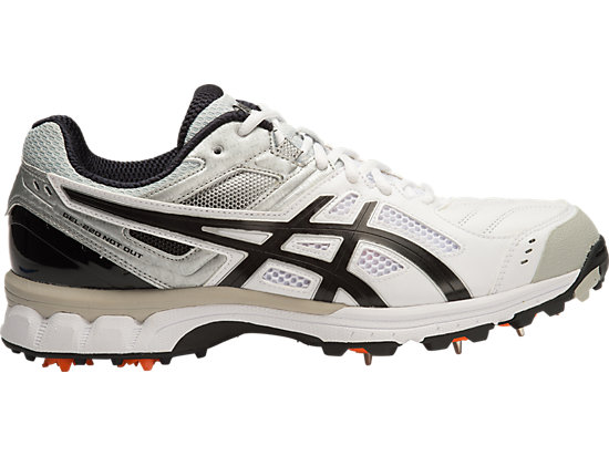 GEL-200 NOT OUT, White/Black/Silver