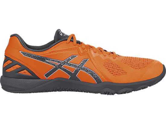CONVICTION X, Shocking Orange/Carbon/Midgrey
