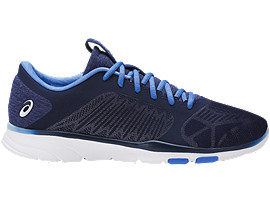 GEL-FIT TEMPO 3, Indigo Blue/Silver/Regatta Blue