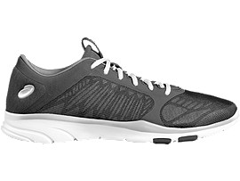 GEL-FIT TEMPO 3, Black/Silver/White