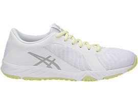 DEFIANCE X, White/Glacier Grey/Limelight