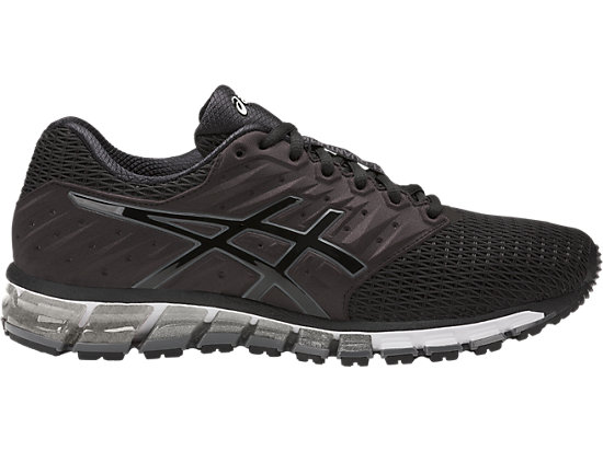 GEL-QUANTUM 180 2, Black/Black/Carbon