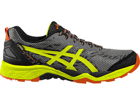 asics trail running niño con waterpoof