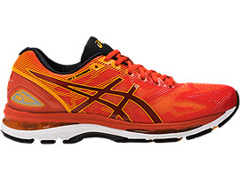 GEL-NIMBUS 19 PARA HOMBRE, Red Clay/Gold Fusion/Phantom