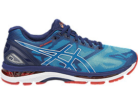 GEL-NIMBUS 19, Diva Blue/White/Indigo Blue