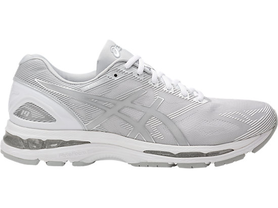 GEL-NIMBUS 19, Glacier Grey/Silver/White