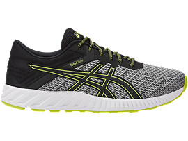 FUZEX LYTE 2, Mid Grey/Black/Energy Green