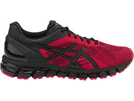 GEL-QUANTUM 360 KNIT, Ot Red/Black/Onyx