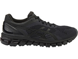 GEL-QUANTUM 360 KNIT, Black/Onyx/Dark Grey