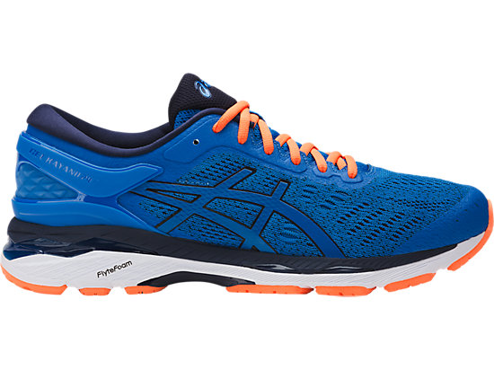 GEL-KAYANO 24, Directoire Blue/Peacoat/Hot Orange