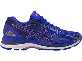 GEL-NIMBUS 19 VOOR DAMES, Blue Purple/Violet/Airy Blue