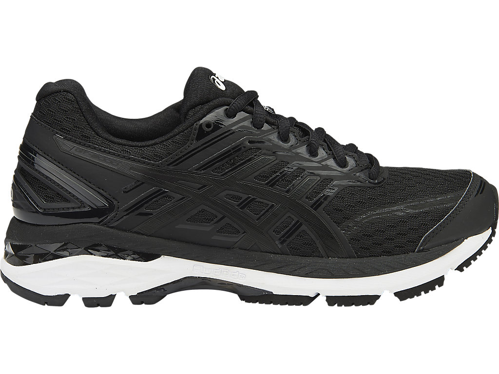 ASICS GT-2000 5 - Stabilty running shoes Black/Onyx/White Men