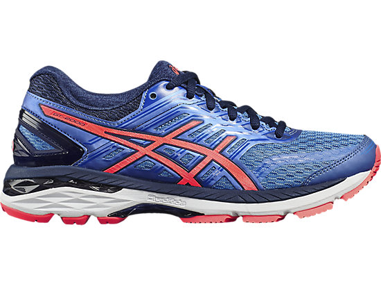 GT-2000 5, Regatta Blue/Flash Coral/Indigo Blue