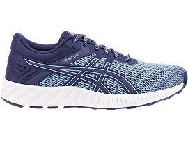 FUZEX LYTE 2 VOOR DAMES, Airy Blue/Astral Aura/Flash Coral