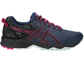 GEL-SONOMA 3 G-TX VOOR DAMES, Insignia Blue/Black/Cosmo Pink