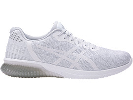 GEL-KENUN, White/White/Glacier Grey