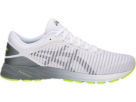 DYNAFLYTE 2, White/Black/Stone Grey