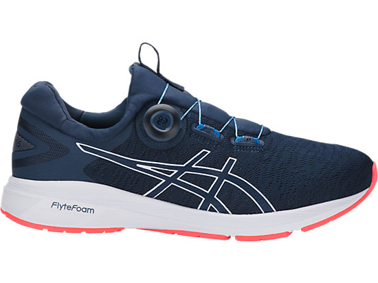Dynamis, DARK BLUE/WHITE/FLASH CORAL