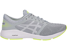 ROADHAWK FF, Mid Grey/White/Safety Yellow