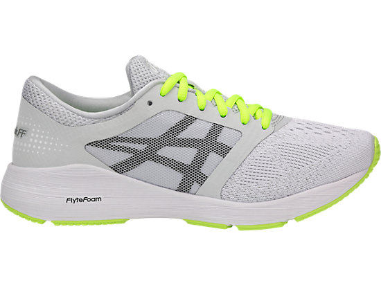 RoadHawk FF, Glacier Grey/Black/Safety Yellow