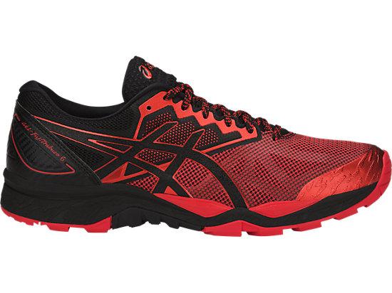GEL-FujiTrabuco 6, Black/Fiery Red/Black
