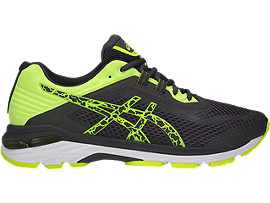 GT-2000 6 LITE-SHOW, DARK GREY/DARK GREY/SAFETY YELLOW