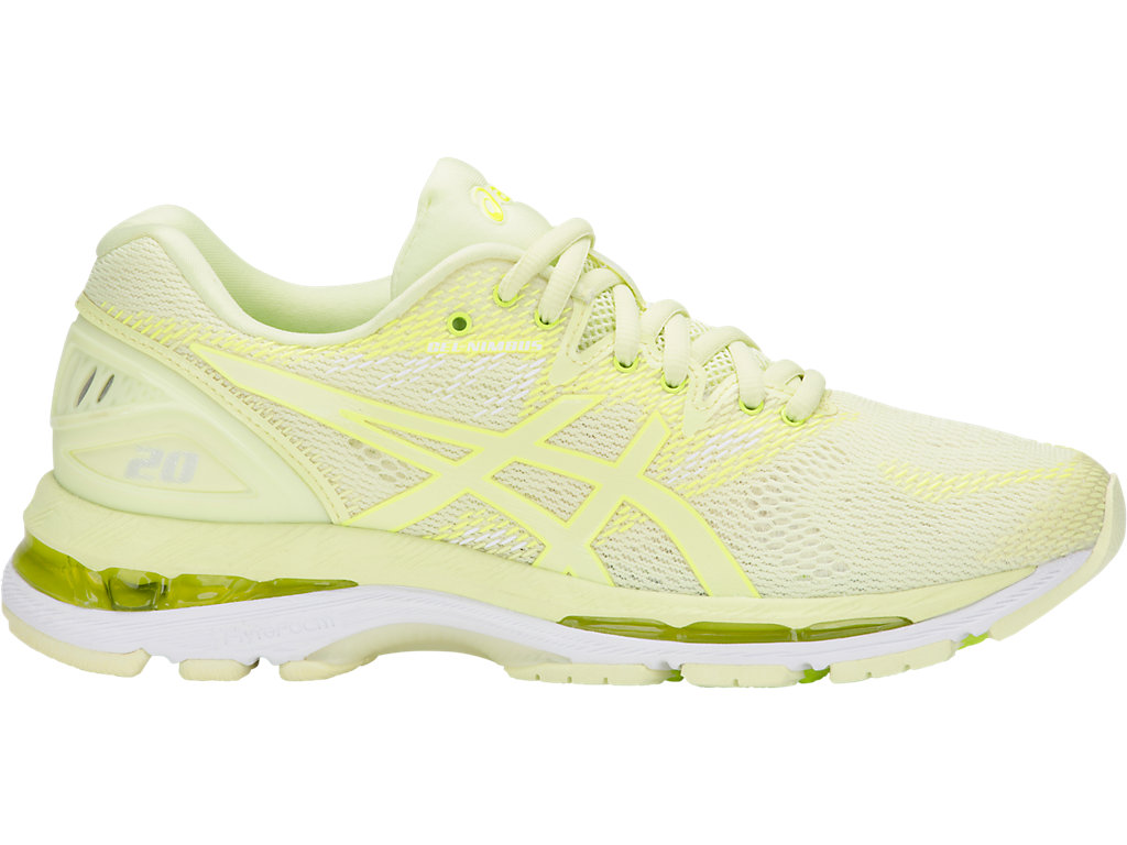 ASICS Gel - Nimbus 20 Limelight / Limelight / Safety Yellow Mujer