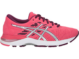 ASICS Gel - Flux 5 Pink Cameo / Silver Mujer