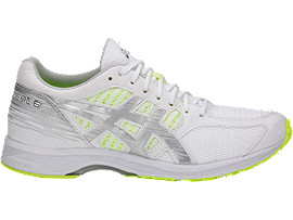 TARTHERZEAL 6, White/Silver/Safety Yellow