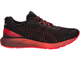 DYNAFLYTE 3, BLACK/RED ALERT