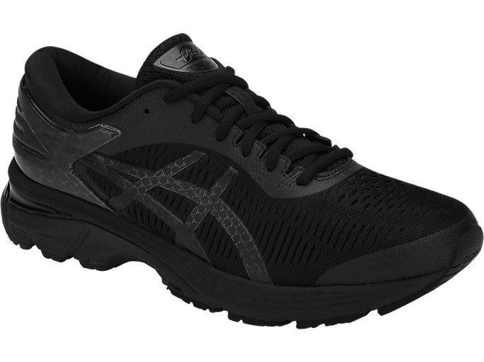kody kuponów Całkiem nowy nowe przyloty GEL-Kayano 25 | Black/Black | Men's Running Shoes | ASICS