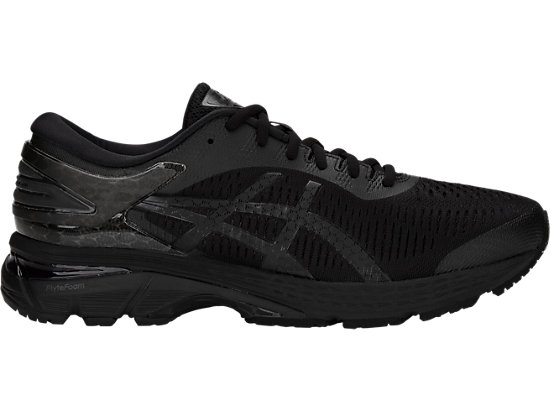 GEL-KAYANO 25 BLACK/BLACK