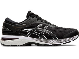 GEL-KAYANO® 25, BLACK / GCGR