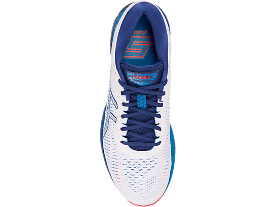 GEL-KAYANO 25 WHITE/BLUE PRINT