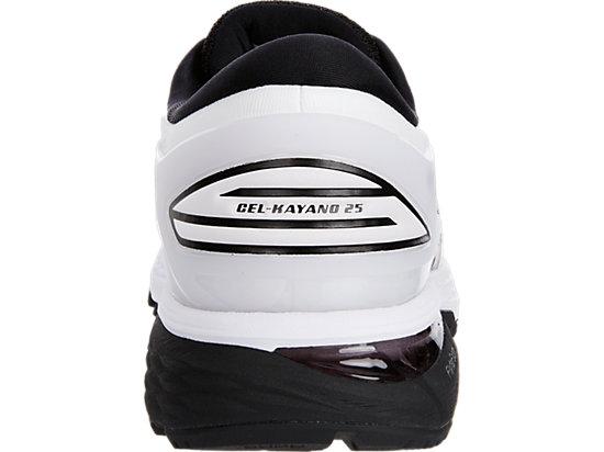 GEL-KAYANO 25 WHITE/BLACK