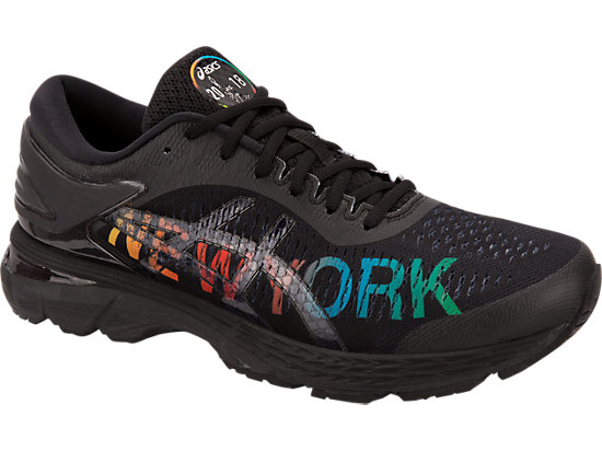 GEL-KAYANO 25 NYC BLACK/BLACK