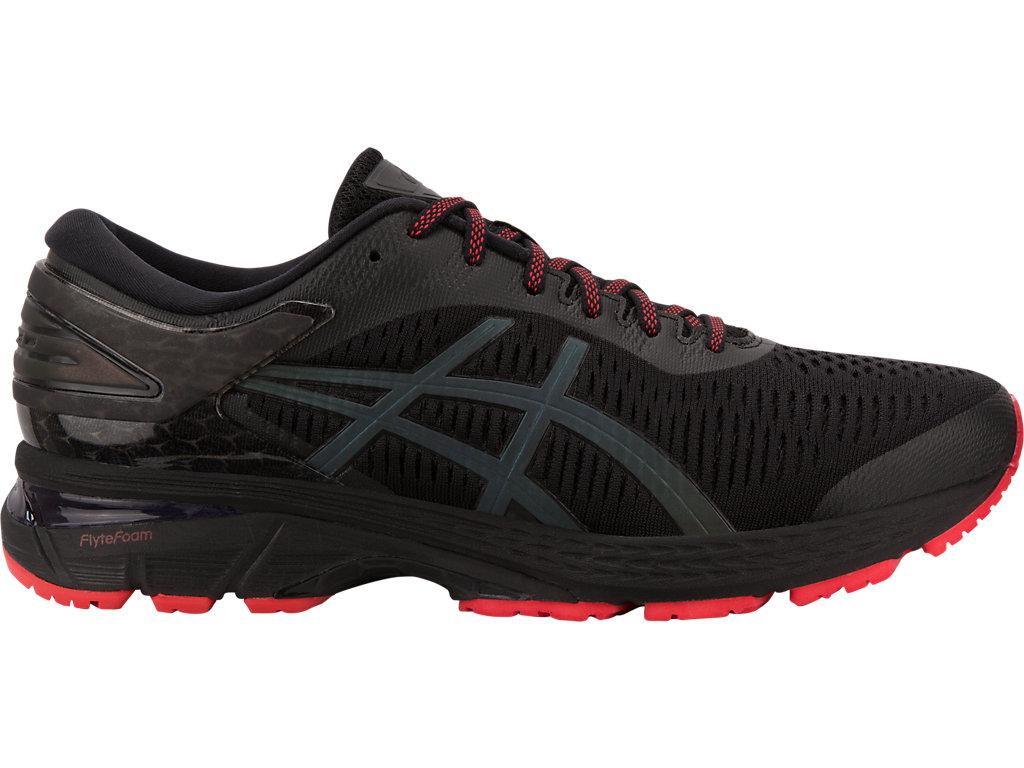 Sur rima prosa  GEL-KAYANO 25 LITE-SHOW | Men | BLACK/BLACK | Men's Running Shoes ...