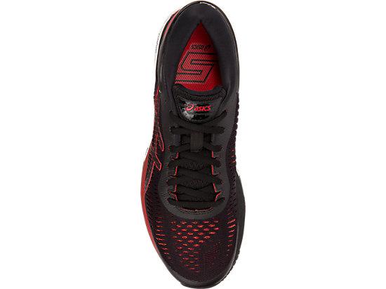 GEL-KAYANO 25 BLACK/CLASSIC RED