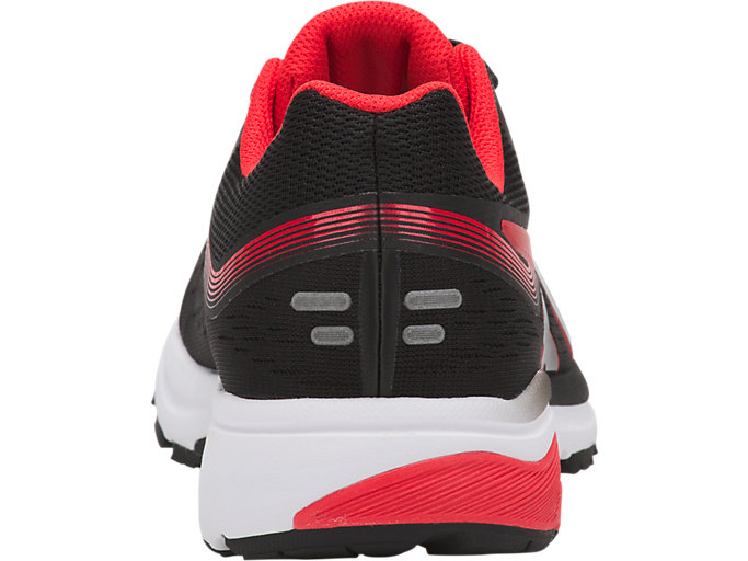 Back view of GT-1000 7, BLACK/RED ALERT